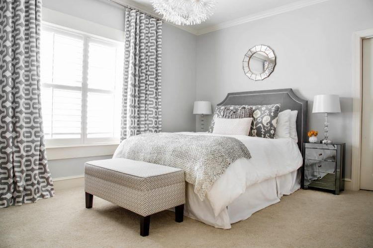 10 Shades Of Grey Bedroom Ideas
