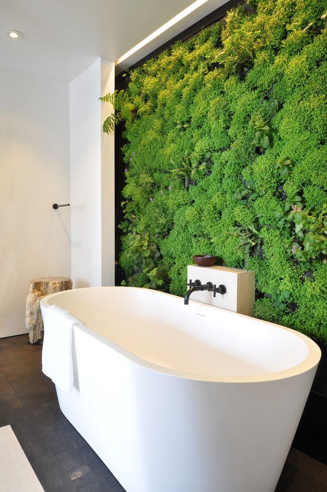 11 Green Plant Bathrooms – Easy Decor Project Idea For Your Small Apartment  Bored Fast Food