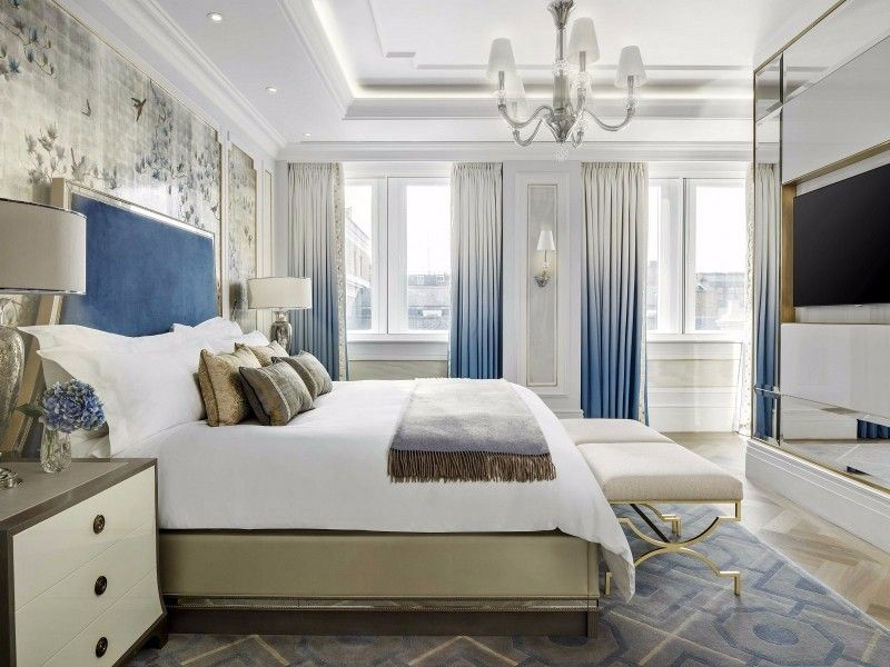 12 Luxury Hotel Room Designsrichmond International – Master Bedroom Ideas