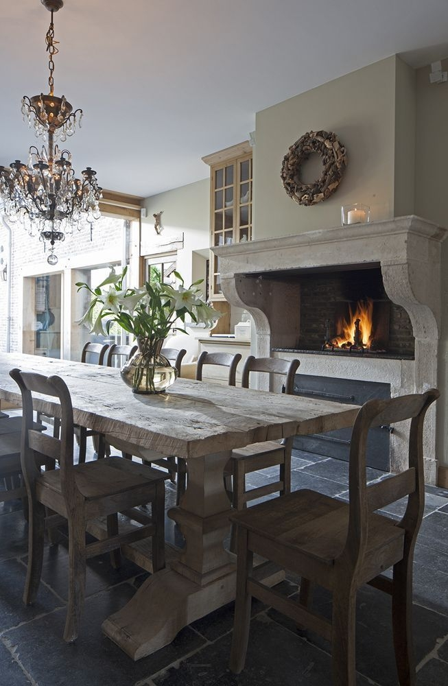 12 Rustic Dining Room Ideas  French Country Dining Room Country Dining Rooms French Country