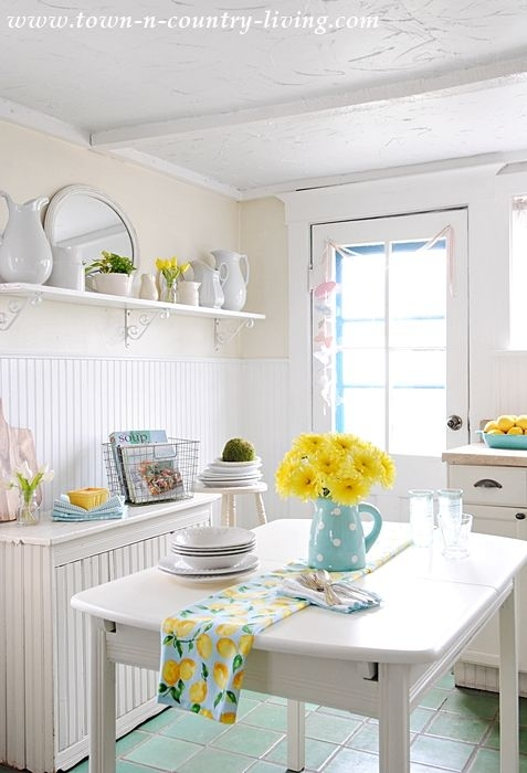 12 Spring Decorating Ideas Making Plans  Town  Country Living