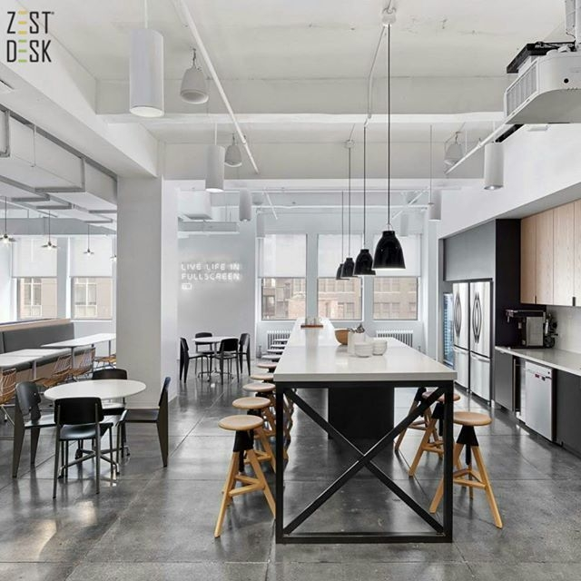 18 Best Office Kitchens And Break Rooms Images On Pinterest  Break Room Bureaus And Office Spaces