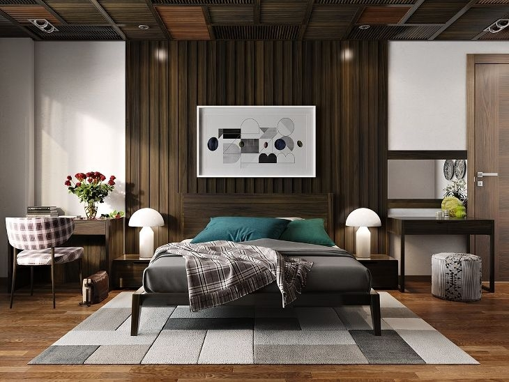 18 Minimalist Bedroom Designs Ideas  Design Trends  Premium Psd Vector Downloads