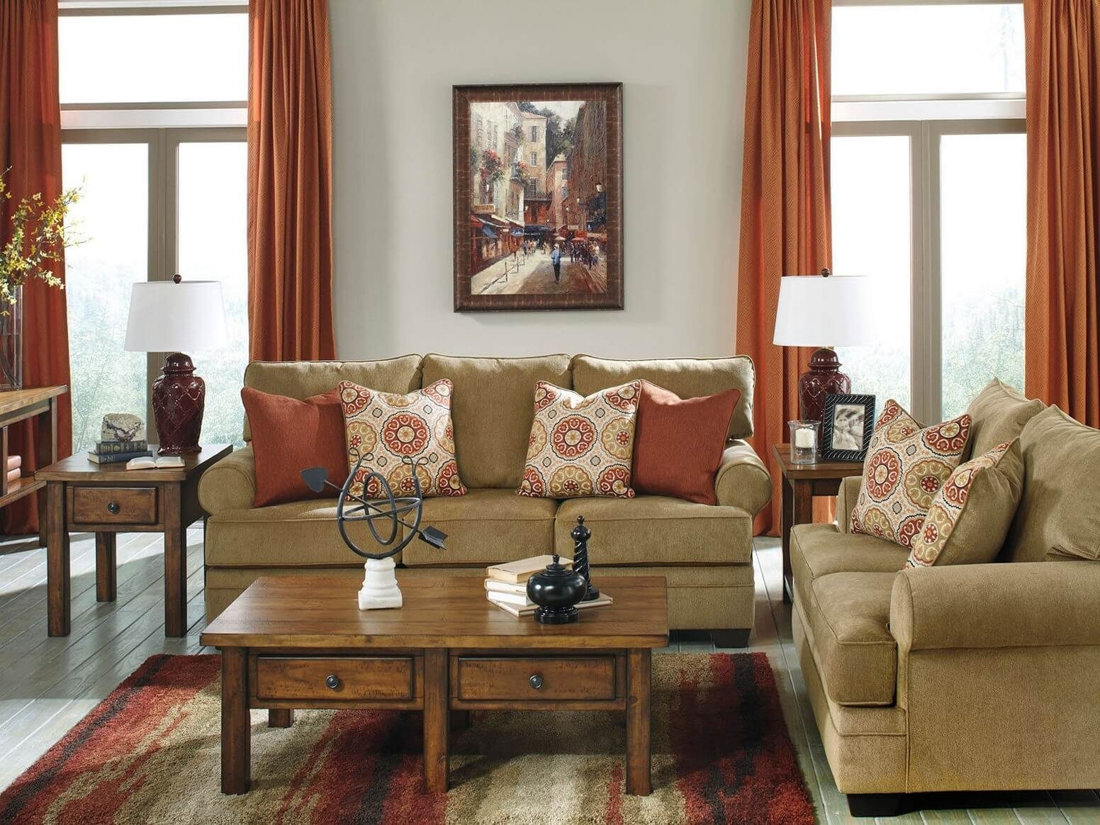 20 Best Classic Country Living Room Decor  Allstateloghomes