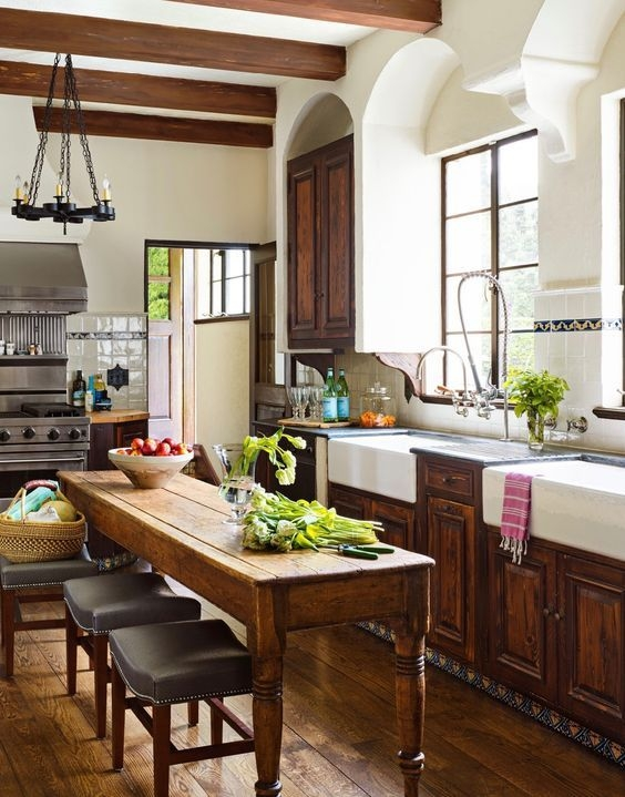 25 Stylish And Functional Eatin Kitchen Ideas  Digsdigs