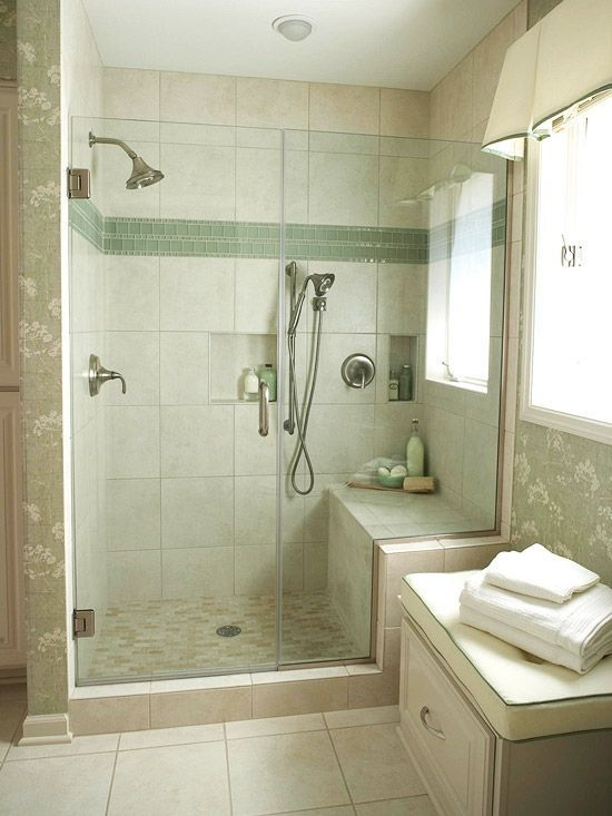 31 Walkin Shower Ideas That Will Take Your Breath Away  Shower Remodel Small Bathroom With