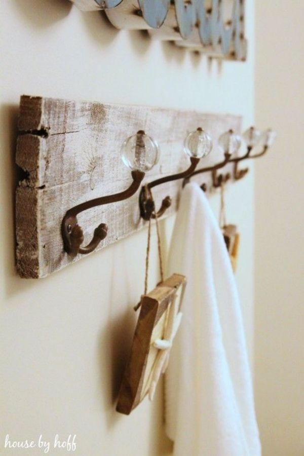 40 Lovely Key Hanging Hook Ideas  Bored Art