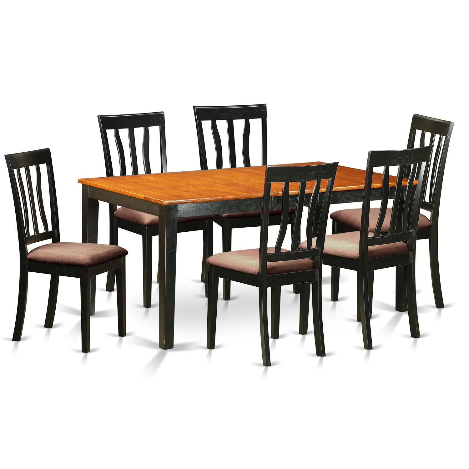 7 Piece Dining Set  Wayfair