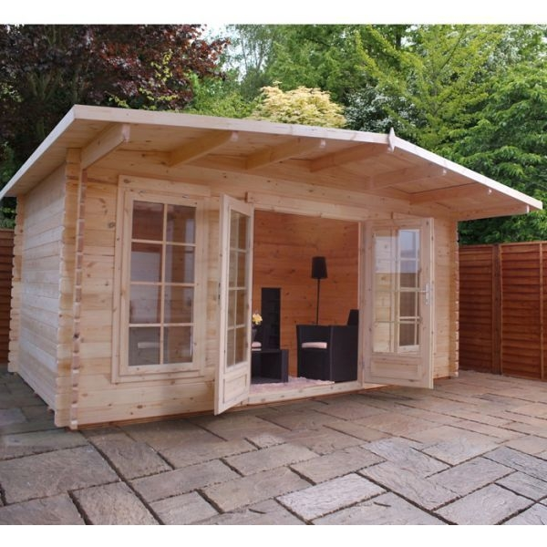 Adley 5M X 3M Leicestershire Log Cabin  Garden Log Cabins Log Cabins For Sale Cabin