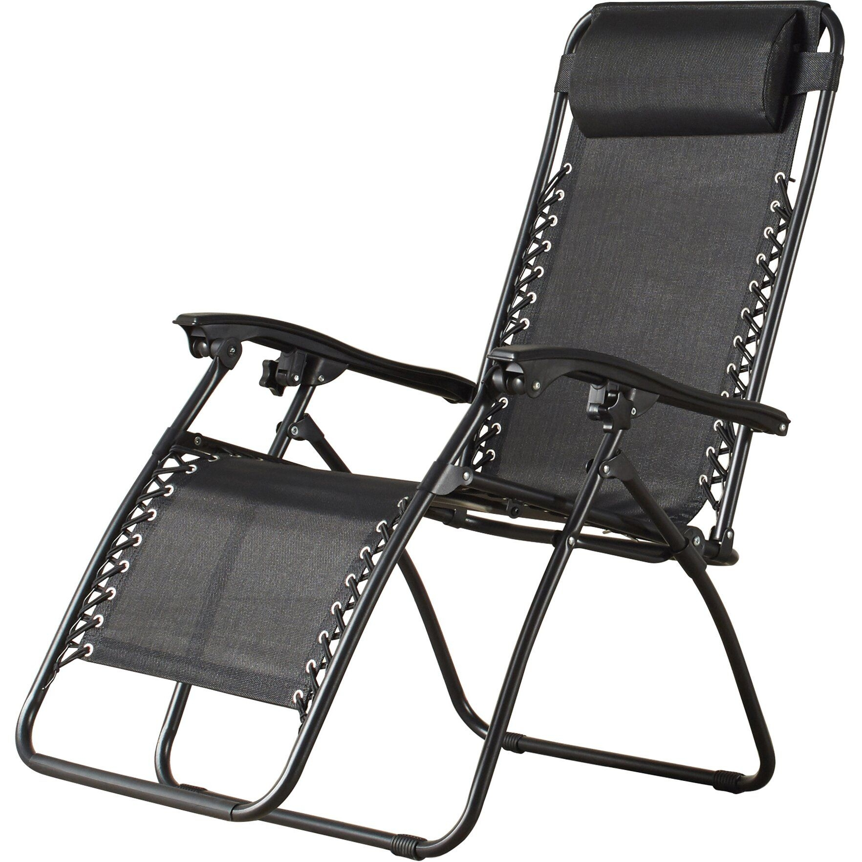 Aosom Outsunny Zero Gravity Chair  Reviews  Wayfair