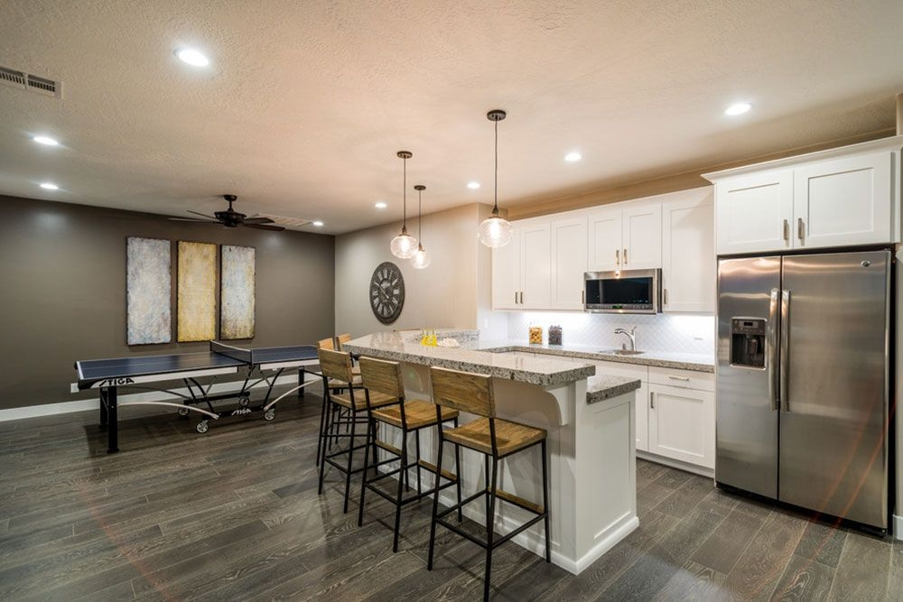 Basement Kitchen Ideas For Creating An Amazing Kitchen