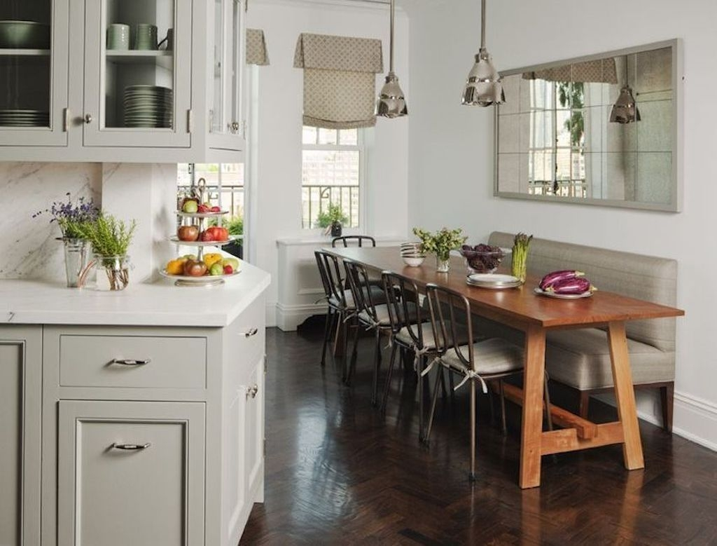 Best 15 Narrow Dining Tables For Small Spaces Gallery Ideas  Narrow Dining Tables Dining