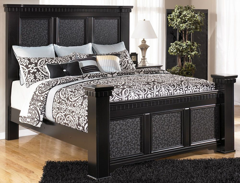 Black King Size Bedroom Sets  King Size Bedroom Sets Furniture Modern Bedroom Set