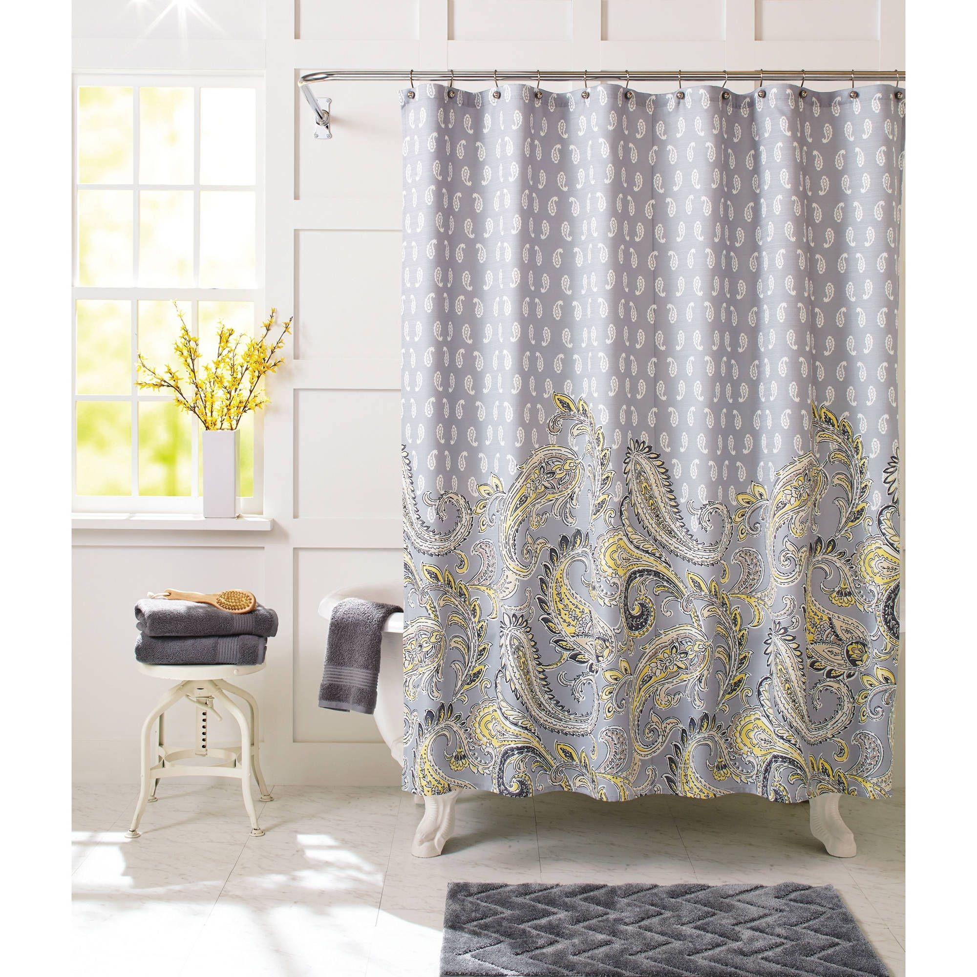 Curtain Walmart Shower Curtain For Cute Your Bathroom Decor Ideas — Whereishemsworth