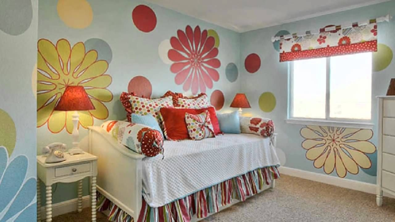 Cute Girly Bedroom Ideas  Youtube