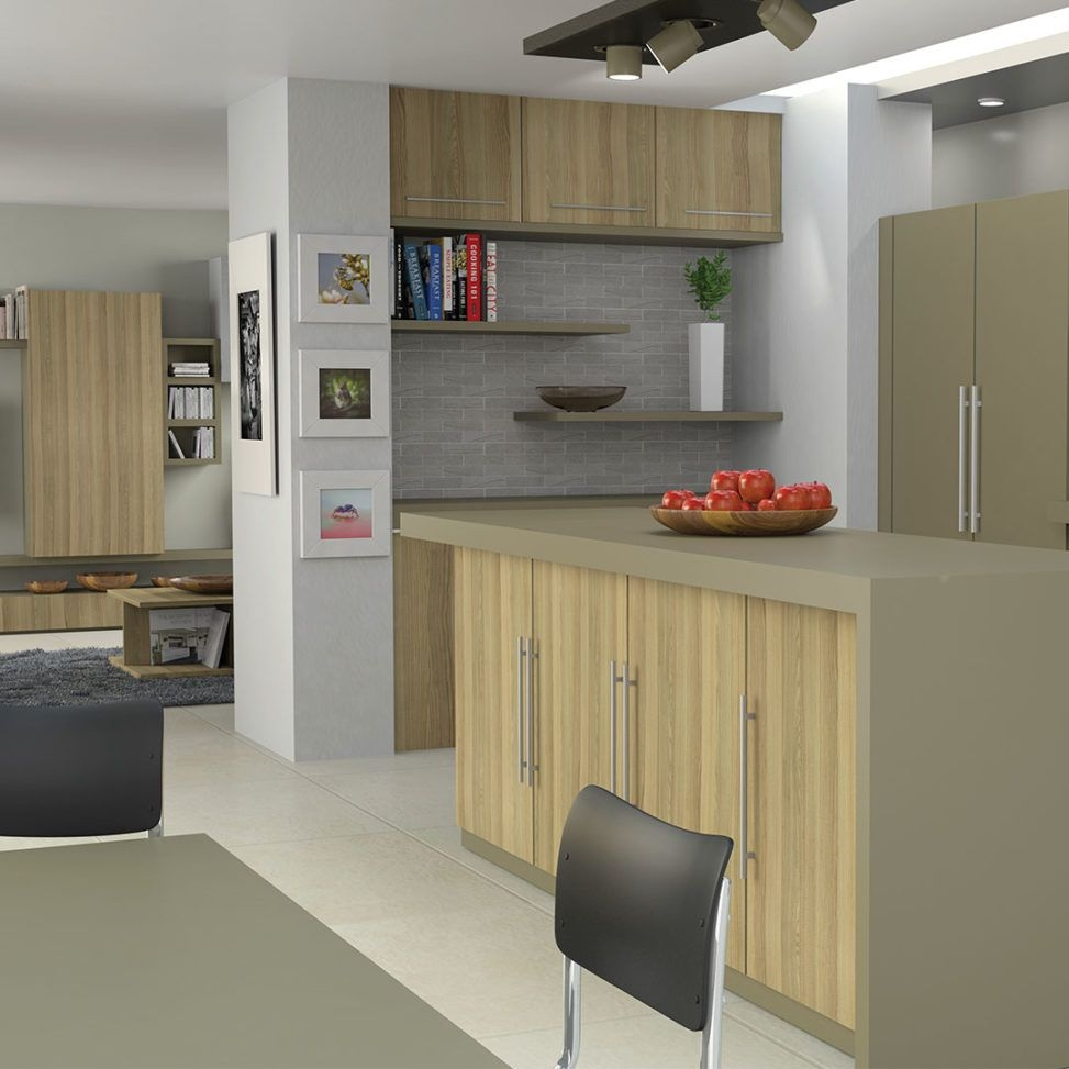 Design Your Kitchen With Pg Bison's Free Kitchen Design Tool