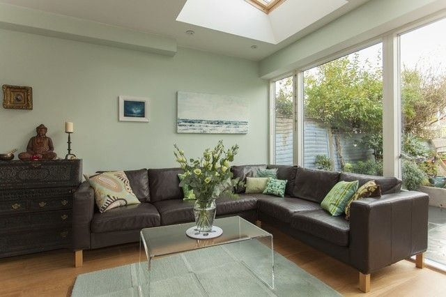 Double Storey Extension For Artist In Bishopston Bristol  Contemporary  Living Room  Other