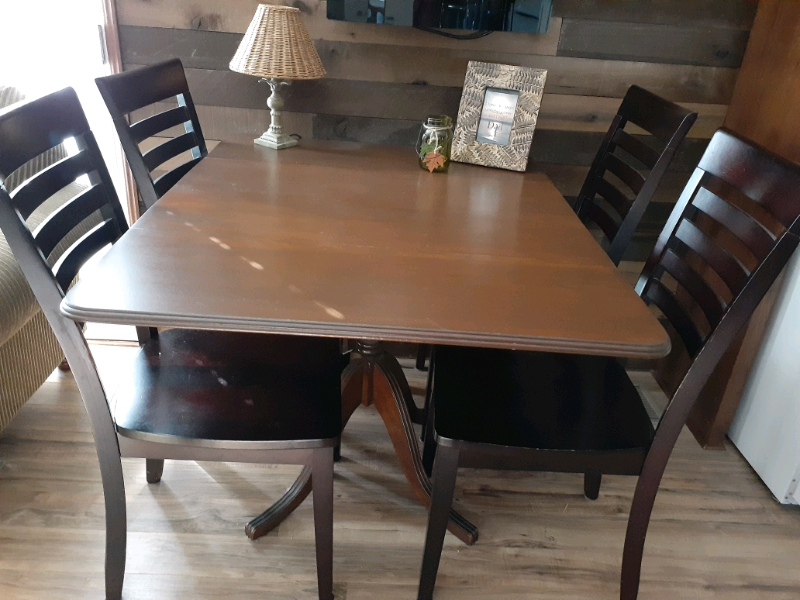 Duncan Phyfe Drop Leaf Table  Dining Tables  Sets  Kitchener  Waterloo  Kijiji