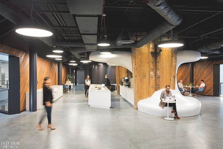 Google'S New La Office Takes Flight Thanks To Hangar Transformationzgf Architects
