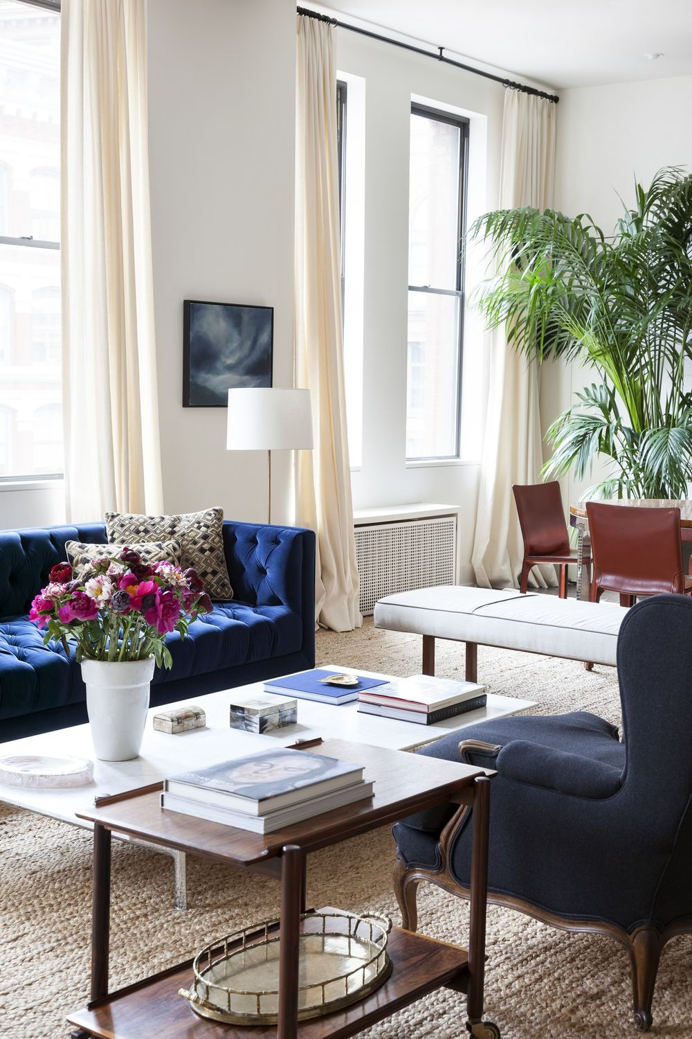 Gorgeous Blue Velvet Sofa Ideas For Your Living Room Beautiful Sofas Interior And Decoration