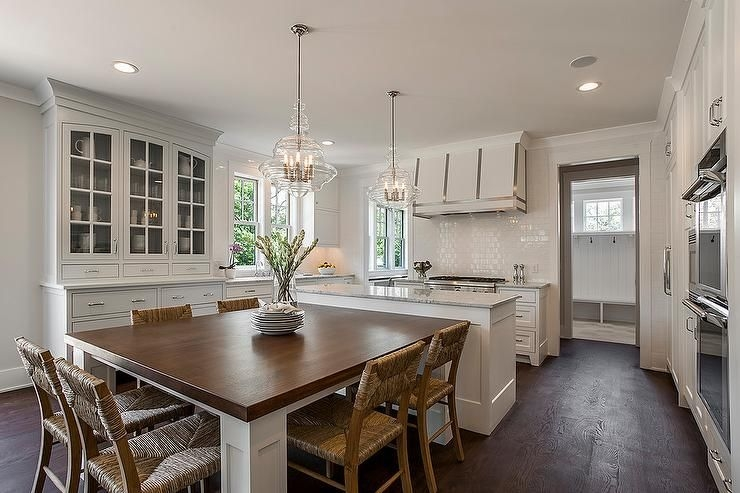 Gourmet Kitchen  Transitional  Kitchen  Michael J Siller Interiors