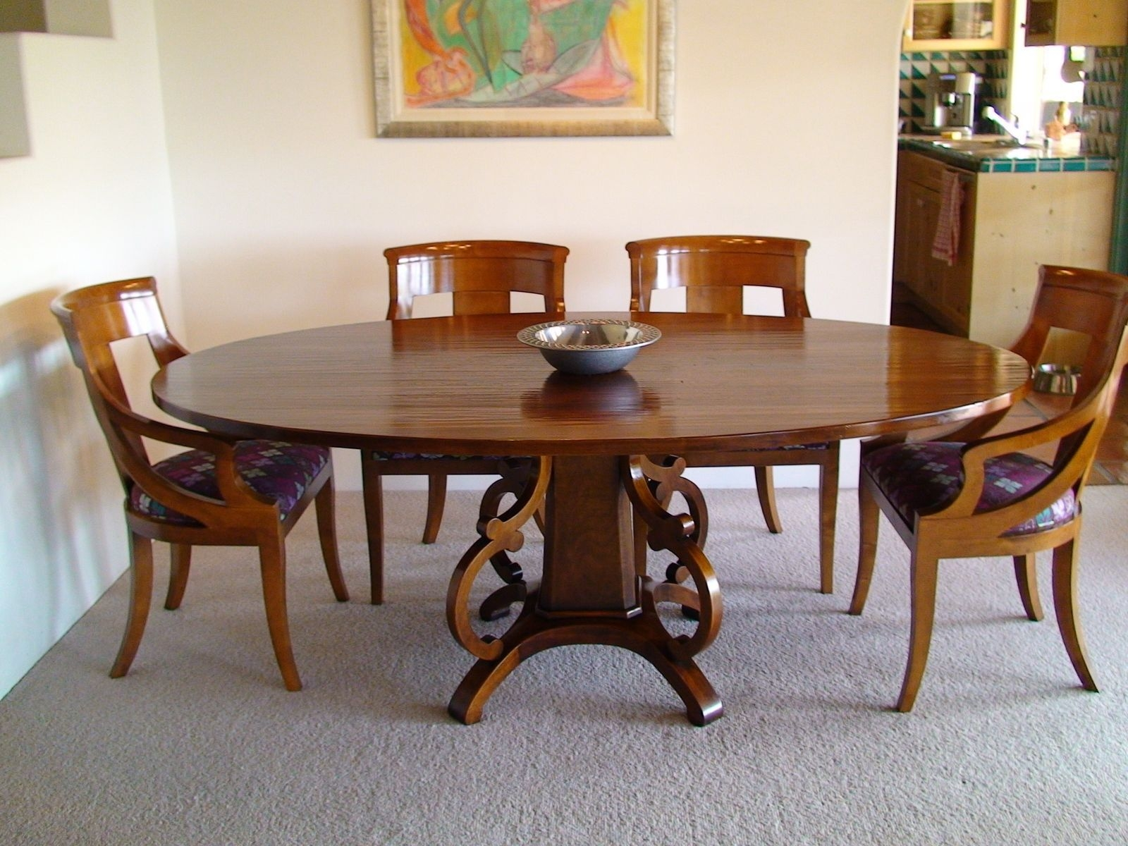 Hand Crafted Dining Tablefarrow Woodwork Manufacturing  Custommade