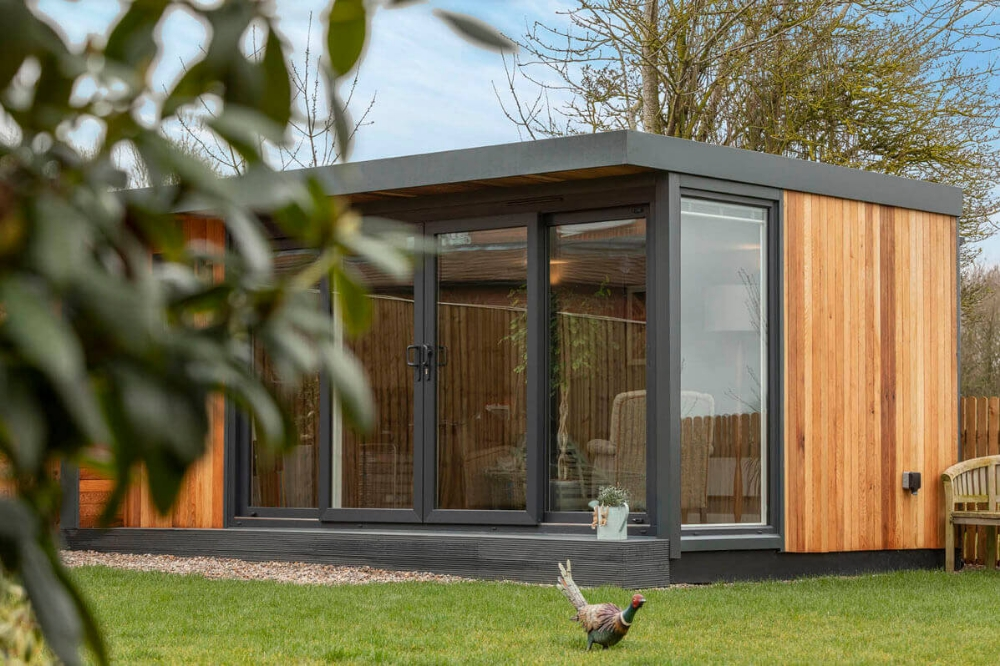 Home Office  5M X 3M  The Garden Office  Garden Office Garden Room Home Office