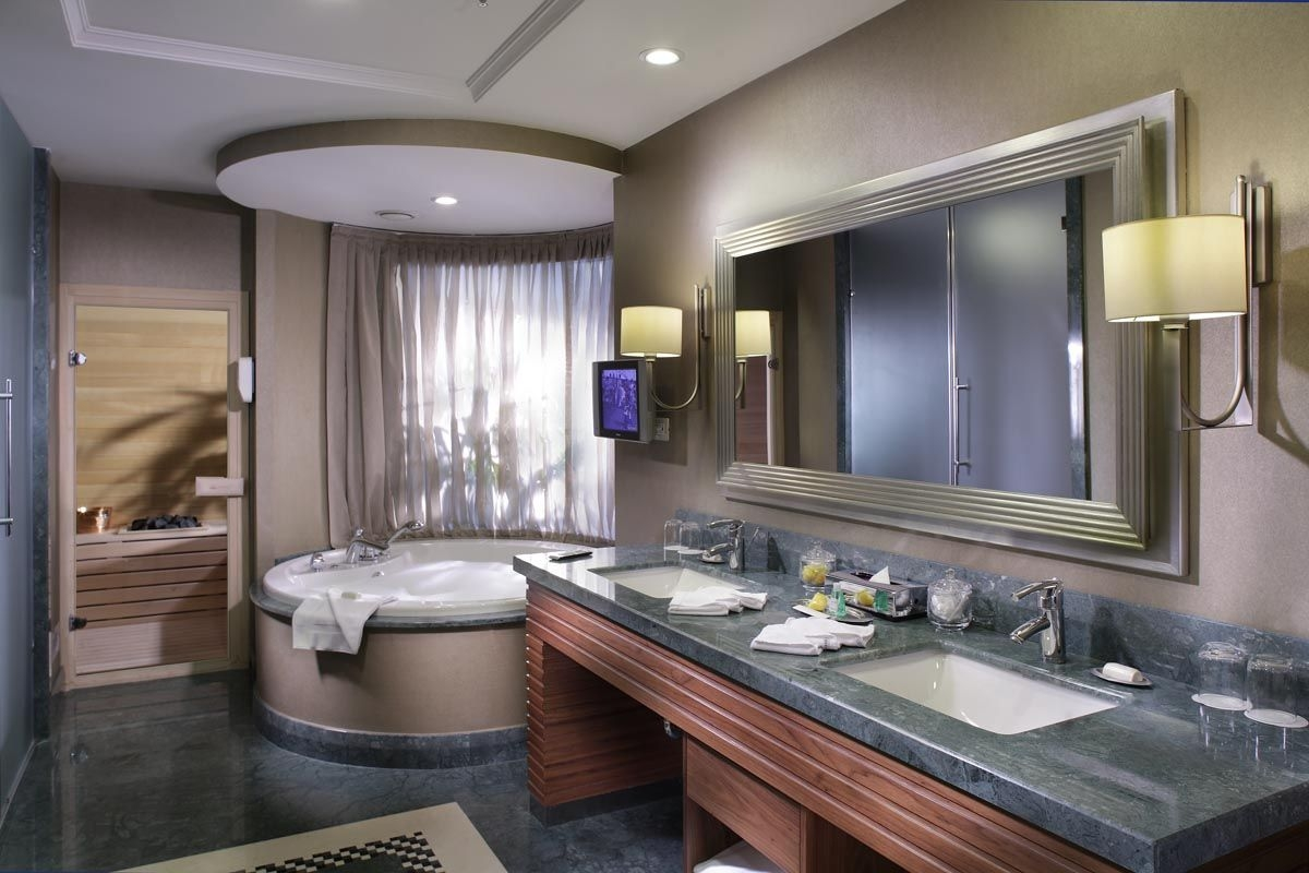 Hotel Design Guestroom Planning Interiors Bathrooms