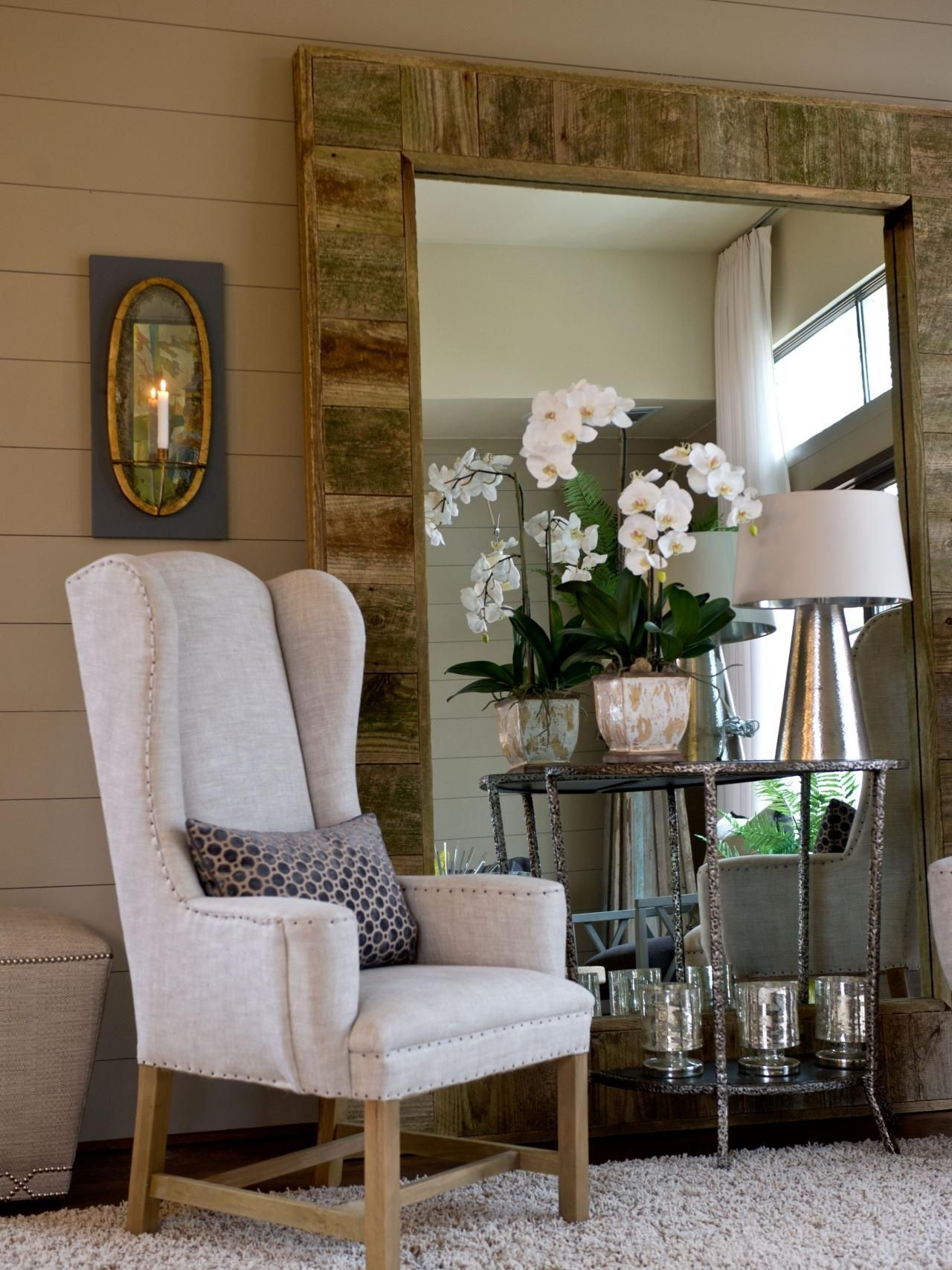 Howto Decorate A Rental  Living Room Mirrors Living Room Pictures Home Decor