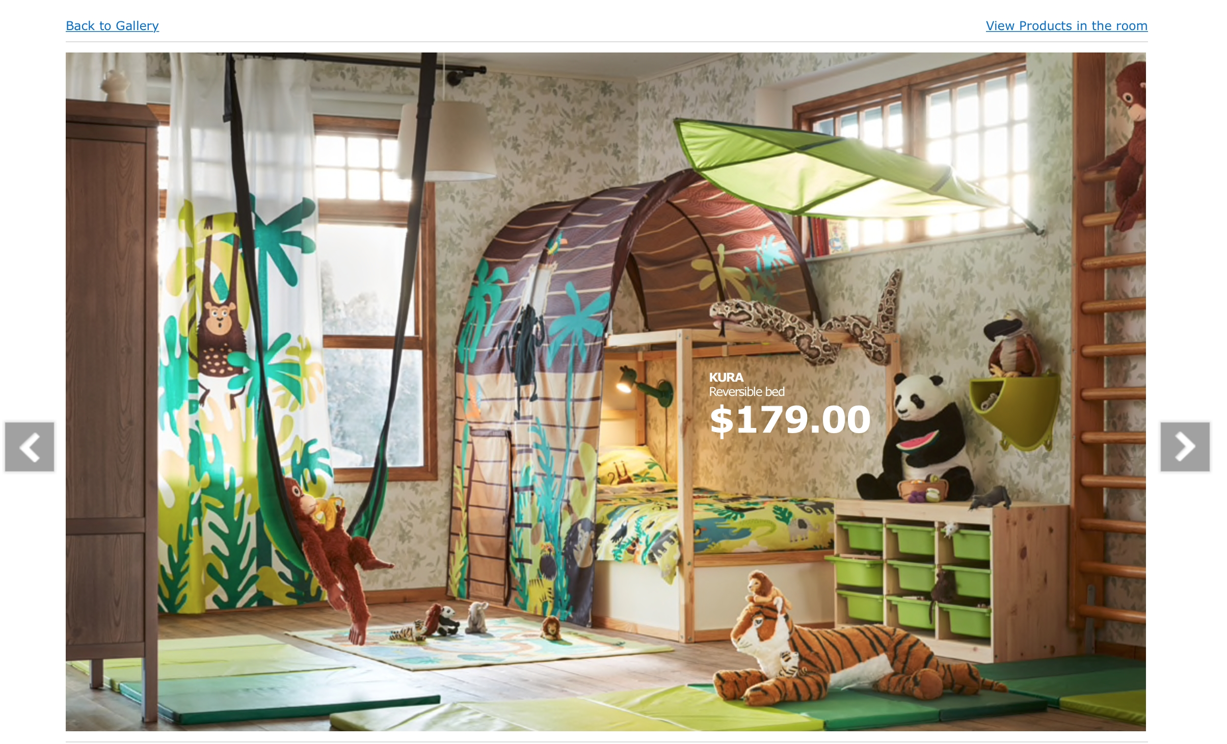 Ikea  Kids Rooms  Sets  Window  Kids Jungle Room Ikea Kids Bedroom Jungle Bedroom Kids