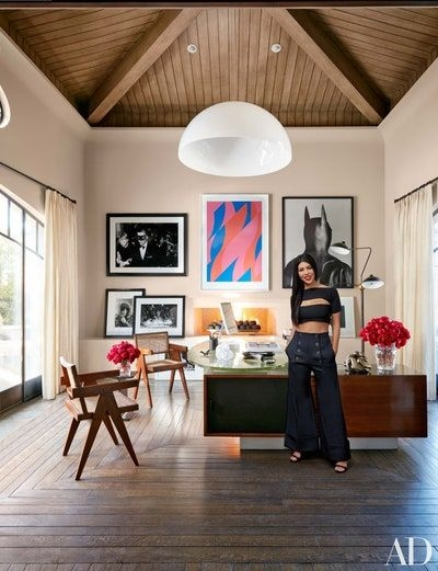 Inside Khloé And Kourtney Kardashian's Houses In California  Architectural Digest