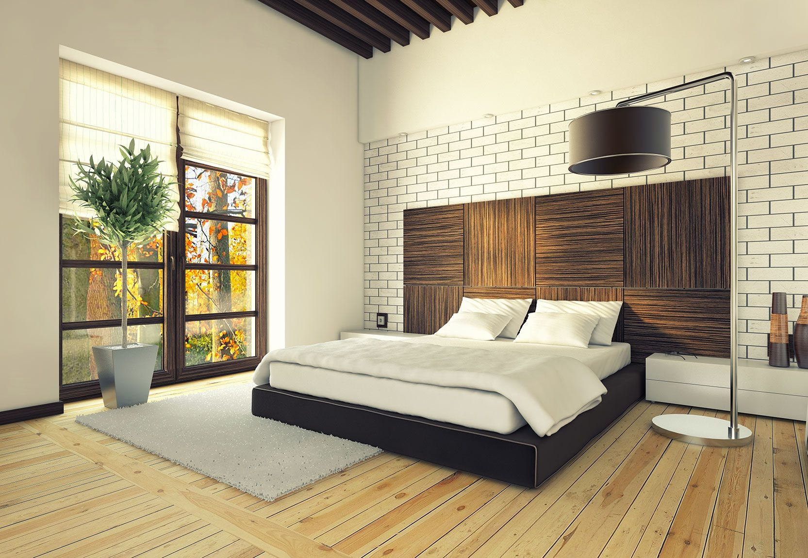Is It Tricky To Choose Bedroom Interior Design