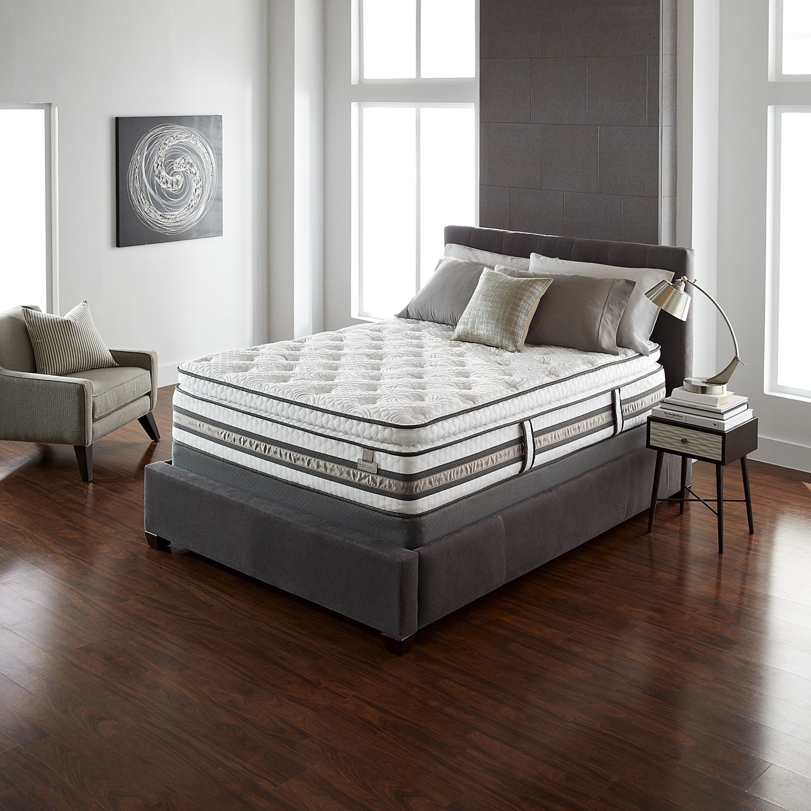 Iseries Merit Super Pillowtop King Mattress Only  Sears  Mattress Sets King Mattress Set