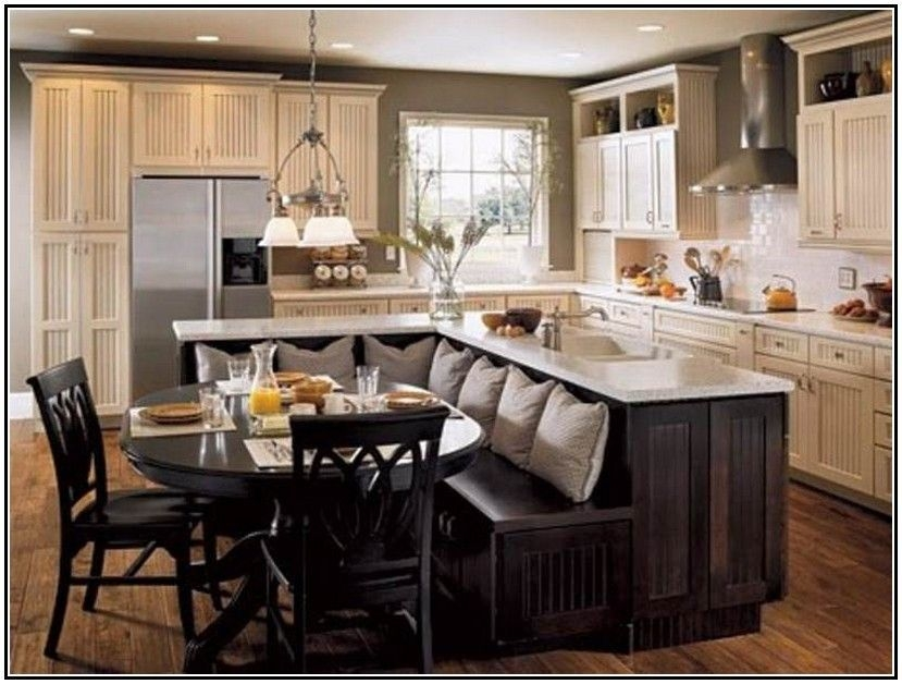 Island Kitchen Table 27 Captivating Ideas For Kitchen Island With Seating  Kitchen Island