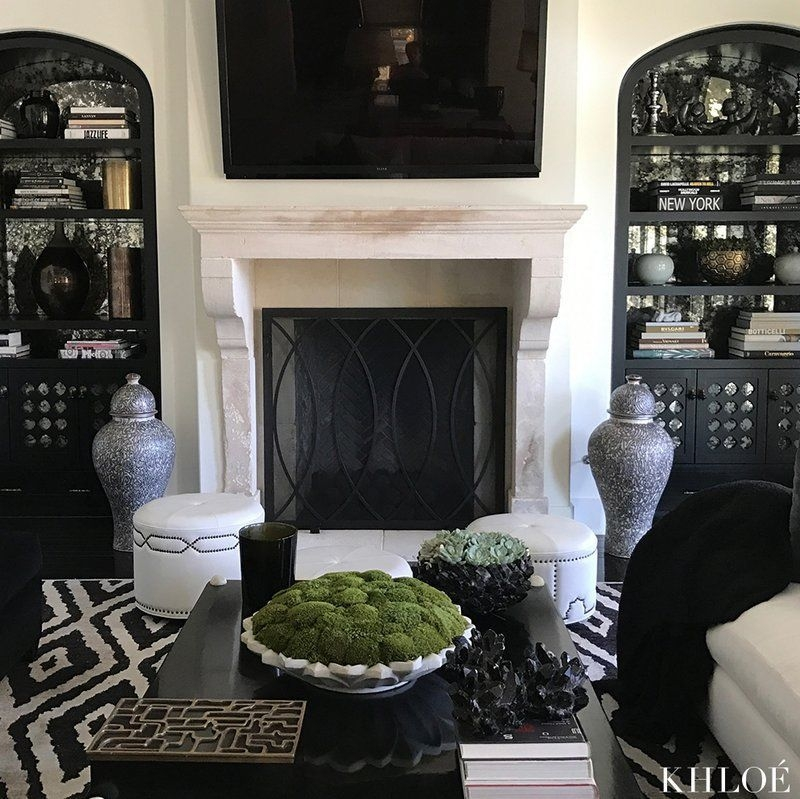 Khloé Kardashian Shows Off Her Chic Living Room And Reveals Which Of Her Sisters Is The 'Queen