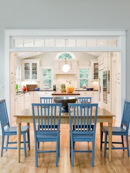 Kitchen Dining Room Combination Design Pictures Remodel Decor And Ideas  Page 22  Home