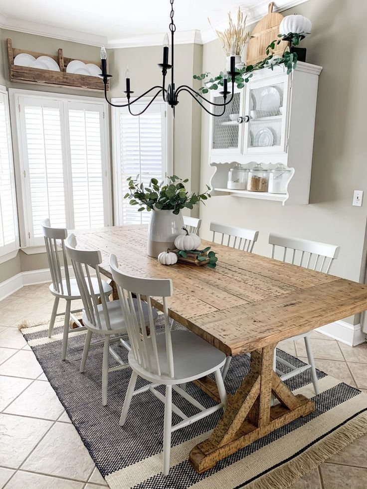 Kitchen Eating Area Refresh With Overstock Phase 1 In 2020 With Images  Kitchen Eating Areas