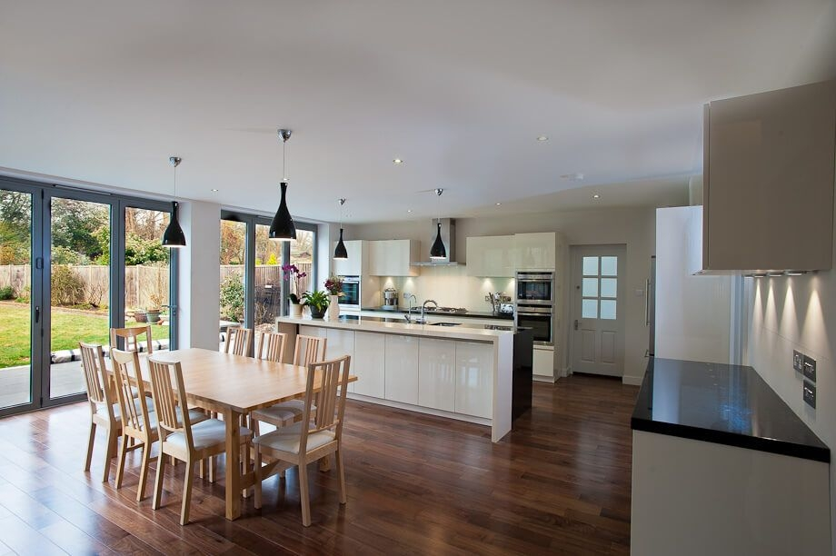 Kitchen Extension Ideas To Open Up Your Home  House Extension Cost