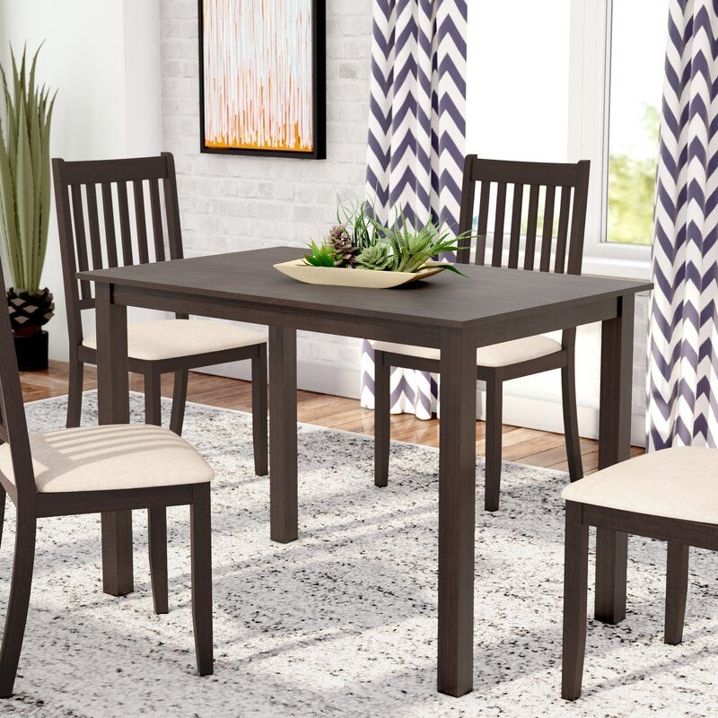 Latitude Run Dining Table  Reviews  Wayfair
