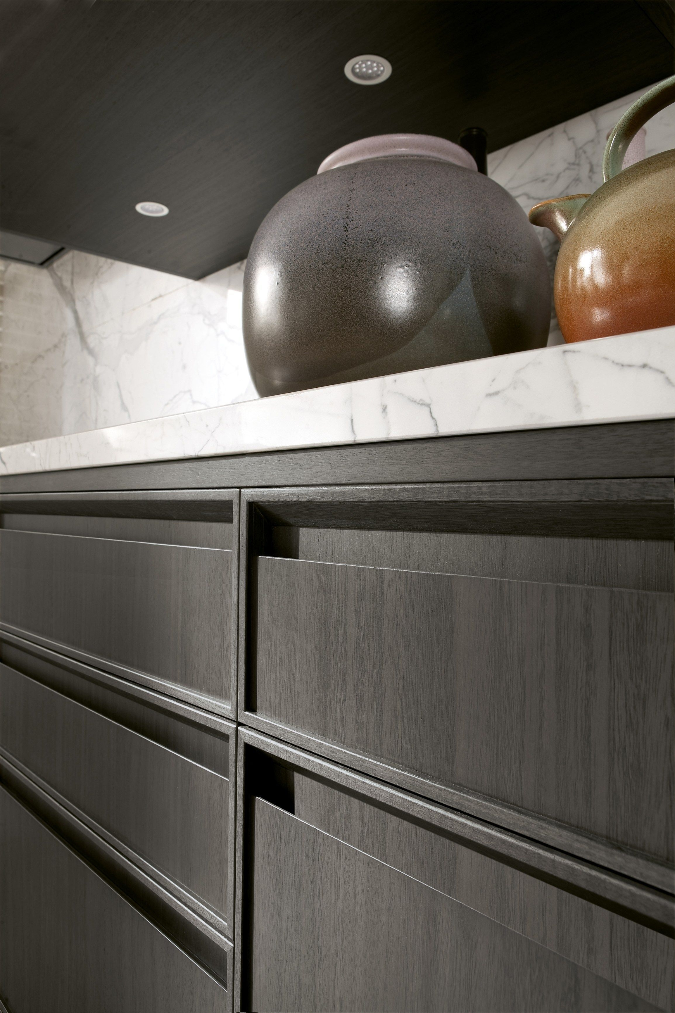 Linear Kitchen With Integrated Handles Timeline Timeline Collectionaster Cucine  Дизайн