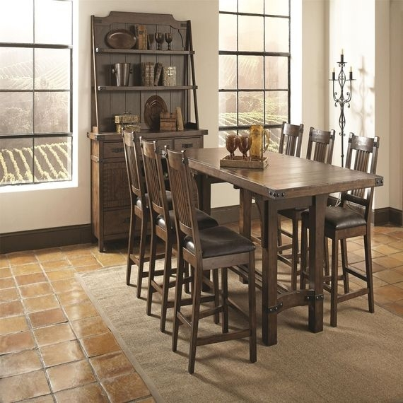 Long Narrow Counter Height Dining Tables Considering Counter Height Kitchen Tables Instachimp
