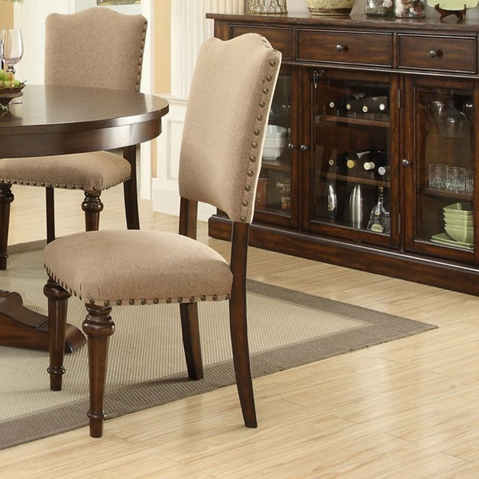 Look What I Found On Wayfair  Upholstered Dining Chairs Chair Dining Chairs