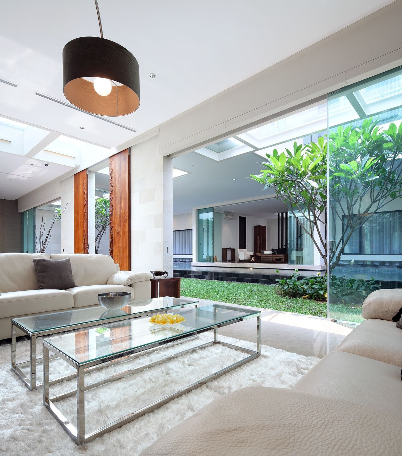 Luxury Garden House In Jakarta  Idesignarch  Interior Design Architecture  Interior
