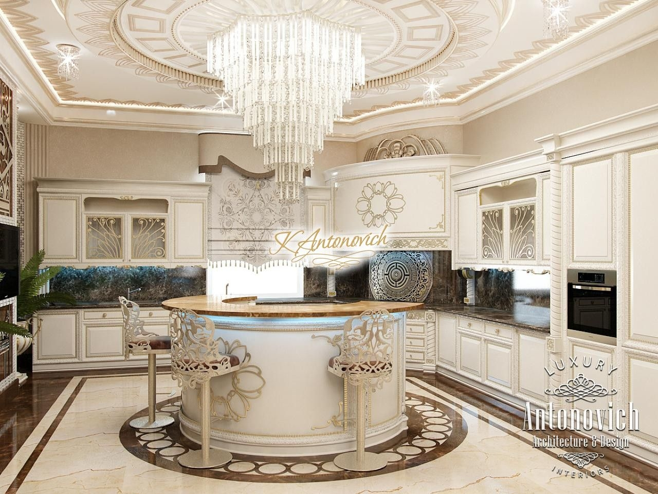 Luxury Kitchen  Dining