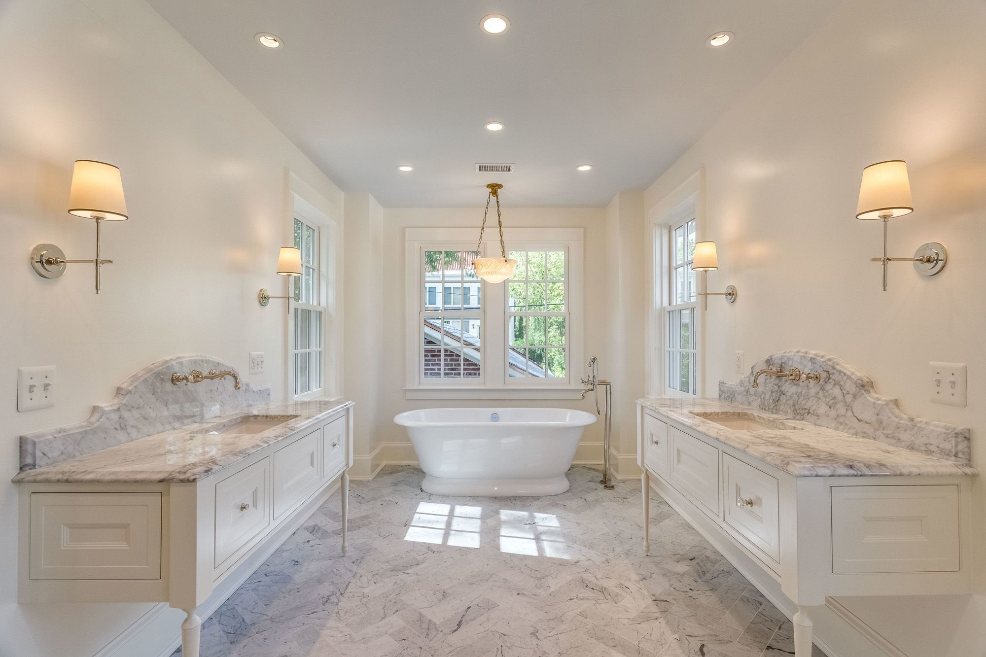 Master Baths  Bathrooms Photos Gallery  Bowa  Design Build Renovations