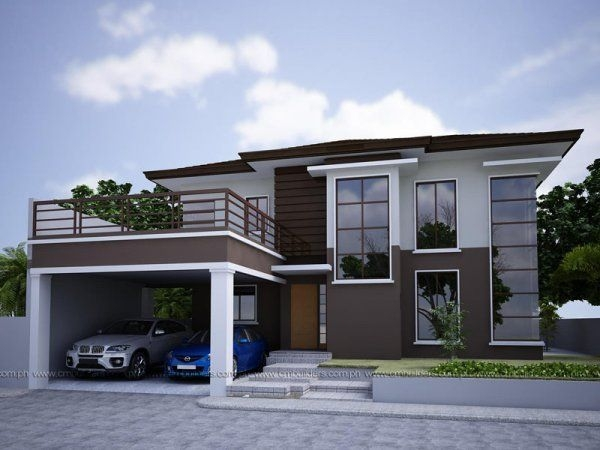 Modern House Design In Philippines  View Source  More Modern Zen House Design Cm Builders Inc