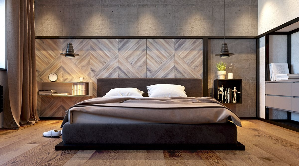 Modern Minimalist Bedroom Designs With A Fashionable Decor That Suitable For Teenagers