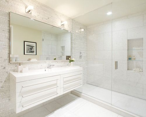 Modern New York Bathroom Design Ideas Remodels  Photos