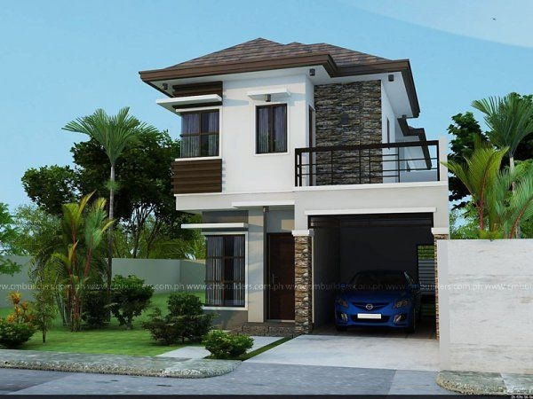 Modern Zen  Cm Builders Inc  Philippines  Philippines House Design Modern Zen House