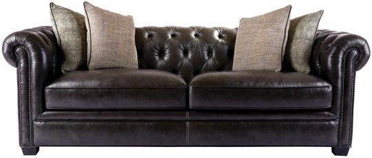 Molton Sofa  Art Van Furniture  Classic Chesterfield Sofa Sofa Living Room Redo